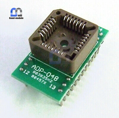 PLCC28 to DIP24 EZ Programmer Adapter Socket Universal Converter IC Test Socket