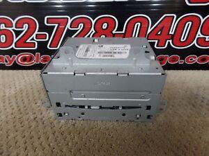 2011-Camaro-CD-MP3-Player-Radio-Satellite-XM-Receiver-OEM-20854719