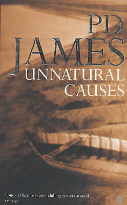 """""""AS NEW"""" Unnatural Causes, James, Baroness P. D., Book"""