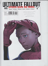 Marvel Ultimate Fallout 4 2nd Print Variant 1st App Miles Morales Marvel Comics