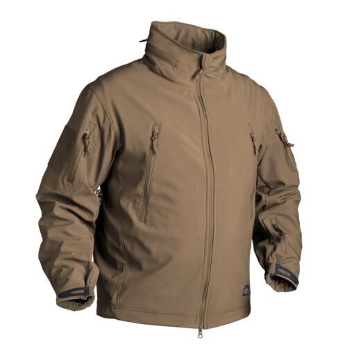 Helikon Tex Gunfighter Requin Skin Coupe-Vent Veste Softshell Coyote TAILLE S
