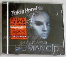 TOKIO HOTEL - HUMANOID - CD Sigillato English Version