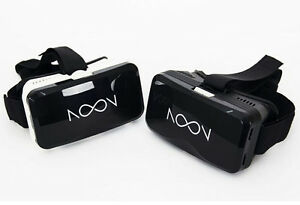 Brand New NextCore Noon VR Headset for Android / iOS Smartphones