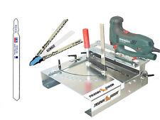 012L Sägetisch + 1 für Metall Profile + Bosch Dewalt u. Metabo Stichsägeblätter