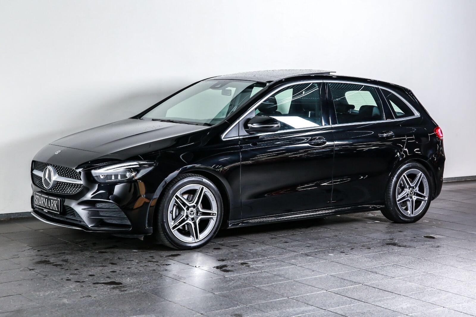 Mercedes B200 1,3 AMG Line aut. 5d - 434.900 kr.