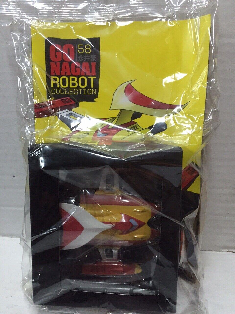 Go Go Go Nagai Robot Collection n. 58 ororake Grendizer DELFINO SPAZIALE SIGILLATO 7b6c77