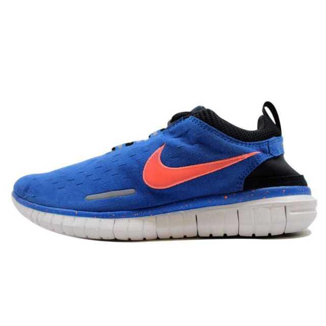 new styles 75305 2b77d Nike Free OG  14 Hyper Cobalt Bright Mango-White 642402-400 Men s