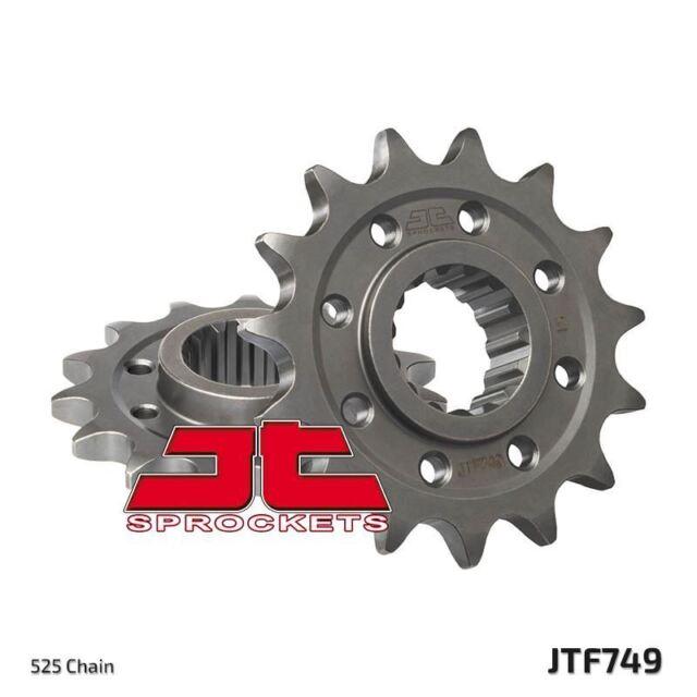 piñón delantero JTF749.15 Ducati 1199 Panigale 2012-2015