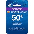 Sony Tarjeta Prepago 50€ PlayStation