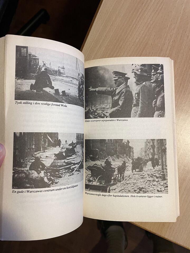 Den Anden verdenskrig, Lynkrig i Polen, Jaonsz