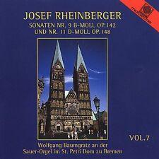 Wolfgang Baumgratz - Complete Organ Music 7 [New CD]