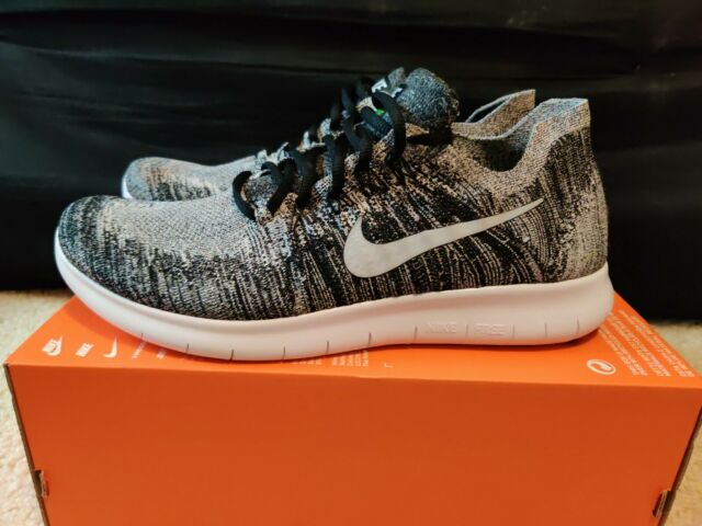 Mens Nike RN Flyknit 2017 Shoes Size 10