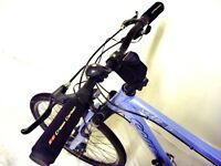 Cream Carbon Rechargeable Heated Over Grips. Fits Quadrant Cycle Company Rambler