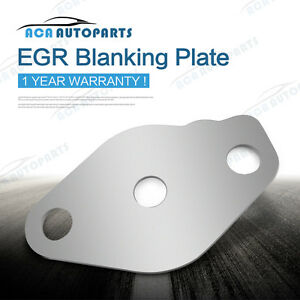 EGR-Block-Off-Plate-Great-Wall-V200-amp-X200-2011-ON-2-0L-4cyl-Diesel-TD-with-Hole