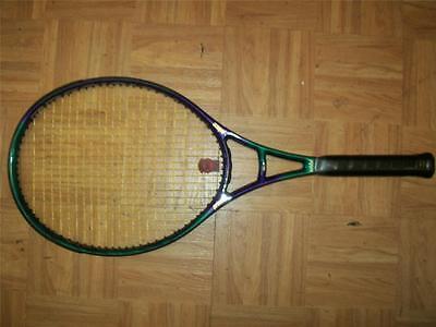"Prince Precision Equipe Midplus Tennis Racquet Racket 4-3//8/"" EXCELLENT!"