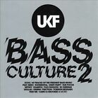 UKF Bass Culture, Vol. 2 by Various Artists (CD, Sep-2012, 2 Discs, AEI Media)