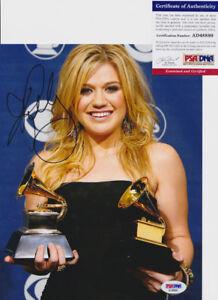 Kelly-Clarkson-Signed-Autograph-8x10-Photo-PSA-DNA-COA-3