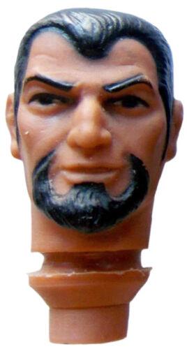 "1974 STAR TREK 7/"" 8/"" mego figure HEAD BODY ARM LEG Kirk Scottie Spock Talos"