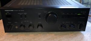 RARE-Onkyo-A-8057-Integrated-Stereo-Amplifier-w-Phono-MM-MC-Japan-Made-READ