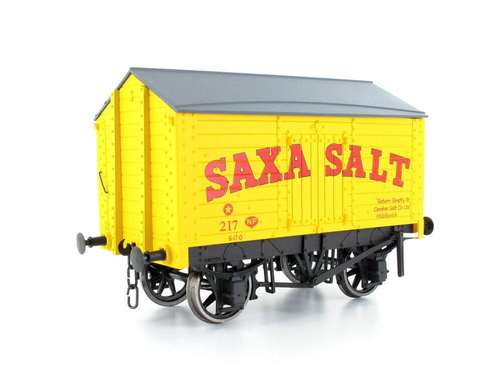 DAPOL 7f018005 autori merci Salt Van Saxa no. 217 traccia 0