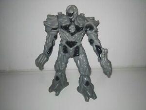Vintage figure Megatron  Burger King Transformers  2007 Plastic/ PVC
