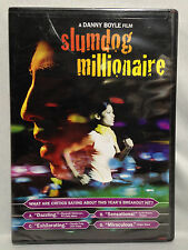 Slumdog Millionaire (DVD, 2008) Widescreen, Dev Patel, BRAND NEW SEALED DVD!
