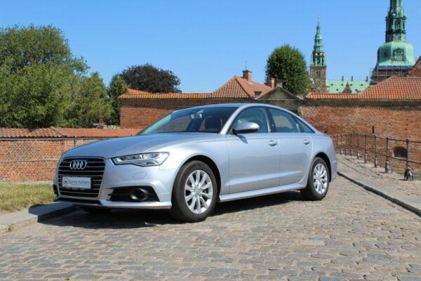 Audi A6 2,0 TFSi 252 S-tr. - billede 1