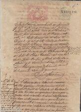 REGISTRO DE LA PROPIEDAD DOCUMENT / SAN JUAN PUERTO RICO / 1879 / #23