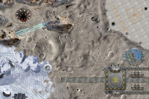 Weltraum Weltall SM10 Spielmatte / Spielteppich - ca. 150 x 100 cm