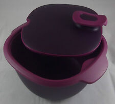Tupperware C 191 WarmieTup Warmie Tup Behälter 3,25 l Lila / Dunkellila Neu OVP