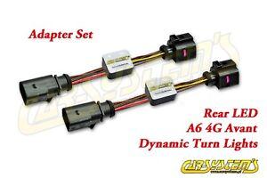 Audi-A6-Avant-4G-Semi-Dynamische-Blinker-Laufblinker-fur-LED-Ruckleuchten