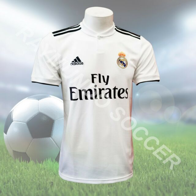 3e38f20b60b adidas Real Madrid Jersey Home 2018-19 2xl for sale online | eBay