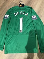 4fdcbb796b5 item 6 MANCHESTER UNITED 2014 15 GOALKEEPER SHIRT BRAND NEW ADULTS(S) 1 DE  GEA -MANCHESTER UNITED 2014 15 GOALKEEPER SHIRT BRAND NEW ADULTS(S) 1 DE GEA