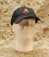 Nswdg Red Squadron Baseball Cap Devgru Navy Seal Red Team Ball Cap Small/medium