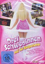 DVD NEU/OVP - Drei Schwedinnen auf der Reeperbahn - Tanja Scholl & Mik Werup