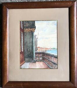 Emile-Benard-1844-1929-Venedig-1886