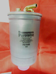 MG-Rover-25-45-ZR-ZS-220-420-620-Inline-Diesel-Fuel-Filter-L-Series-Purolator