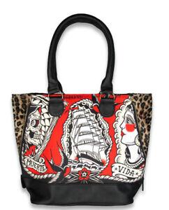 VIDA Tote Bag - Vintage Vixen by VIDA 8jXDcO
