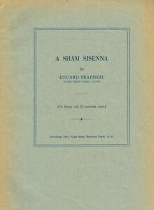 A-SHAM-SISENNA