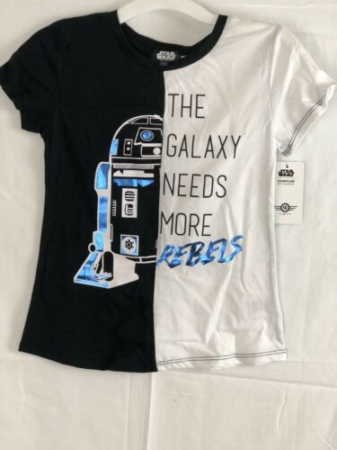 girls star wars The Galaxy Needs More Rebels  Size M 7/8