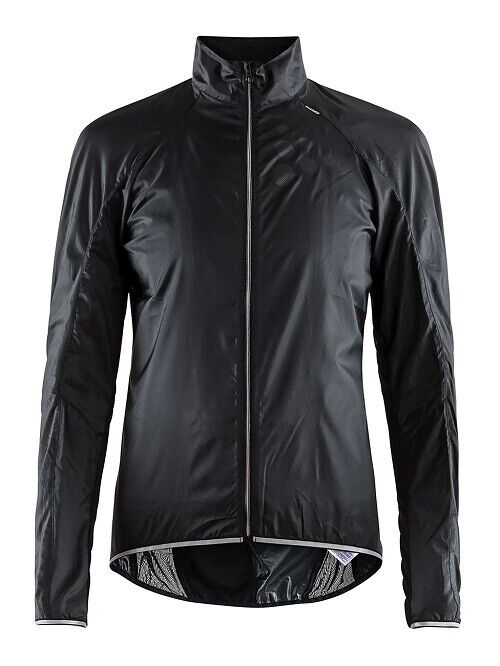 Craft lithe JKT W en negro tamaño L señora bicicleta chaqueta ligera bike-chaqueta