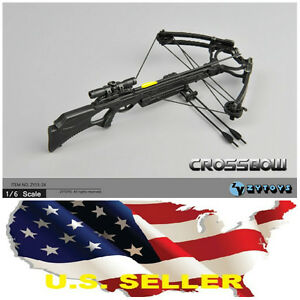 zy-1-6-crossbow-set-pfeile-walking-dead-daryl-dixon-soldaten-militaerische-mittel