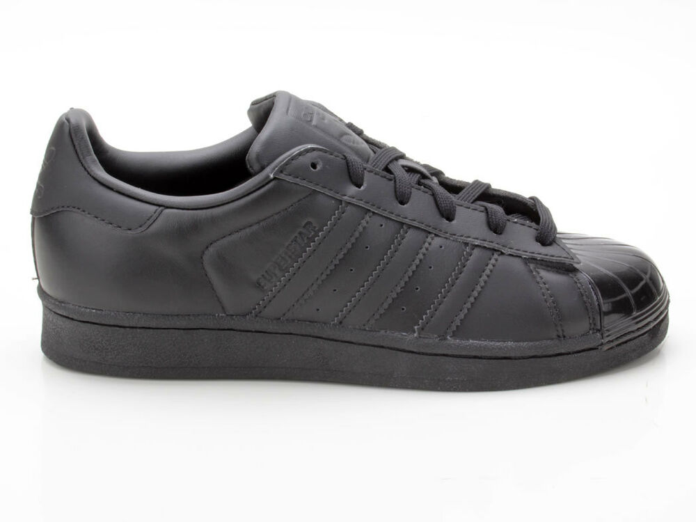 Adidas superstar Glossy toe w bb0684 Noir-