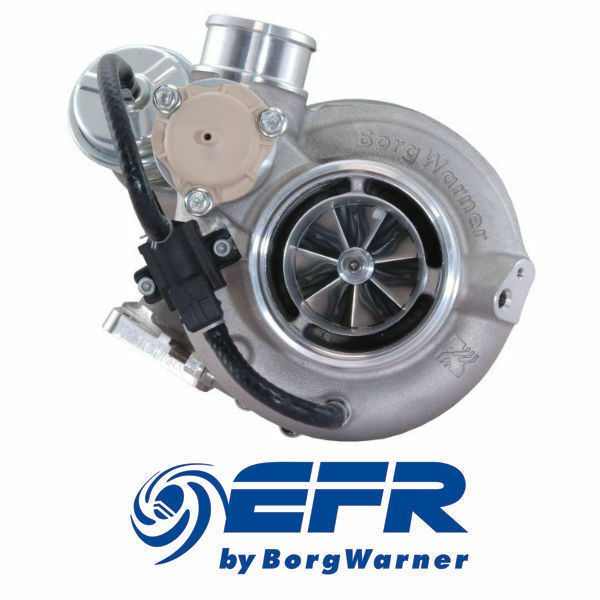 BorgWarner EFR 9180 179394 - 67.7mm 1.05 A/R T4 for 700-1000 hp Turbocharger