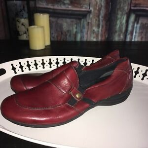 8aec7a38e619d REMONTE DORNDORF Slip On Leather Loafers Womens Shoe Size EUR 42 US ...