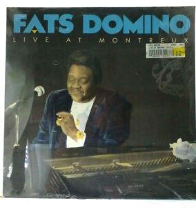 Fats-Domino-Live-At-Montreux-1987-Vinyl-LP-NEW-SEALED-81751-1