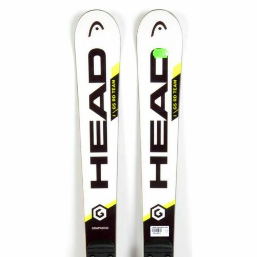 neuf déstockag Pack neuf skis Head WORLDCUP REBELS I.GS RD TEAM avec fixations