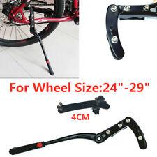 26 inches Bicycle Single Leg Kickstand Mountain Bike Parking Stick Stand E6I1