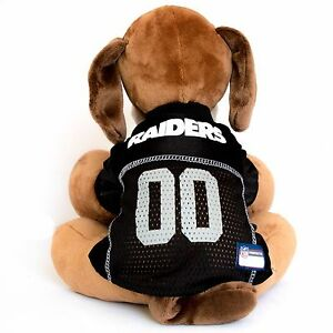 Oakland Raiders Dog Jersey NFL Football Officially Licensed Pet Product