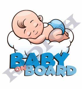 Baby-on-Board-Sticker-Vinyl-Decal-Baby-Boy-Sleeping